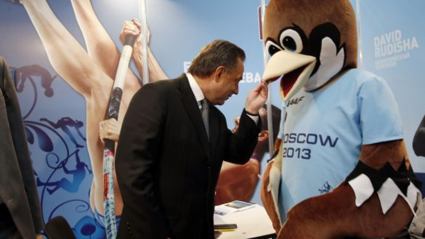 Zenit Stadium Expected To Be Done By 2015