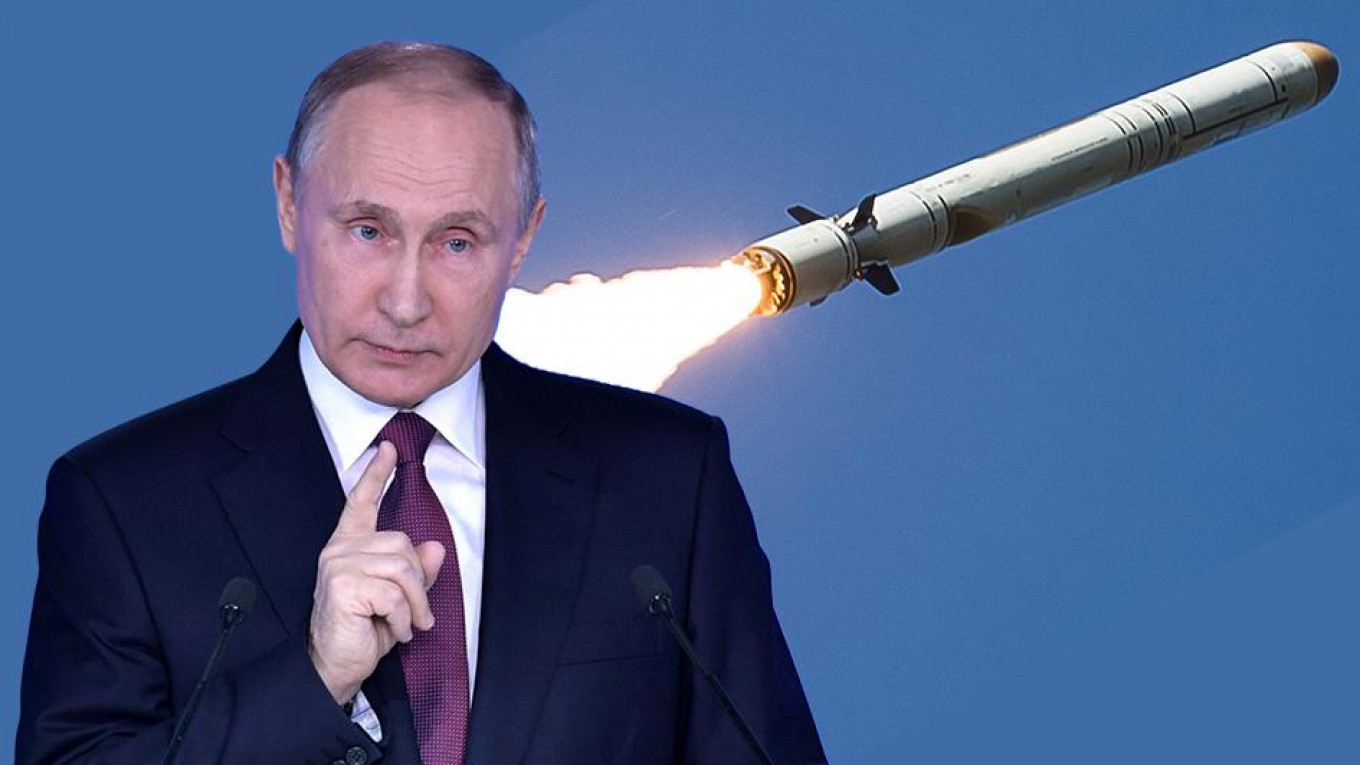 Goodbye America Russians Suggest Names For New Nukes In Online Vote