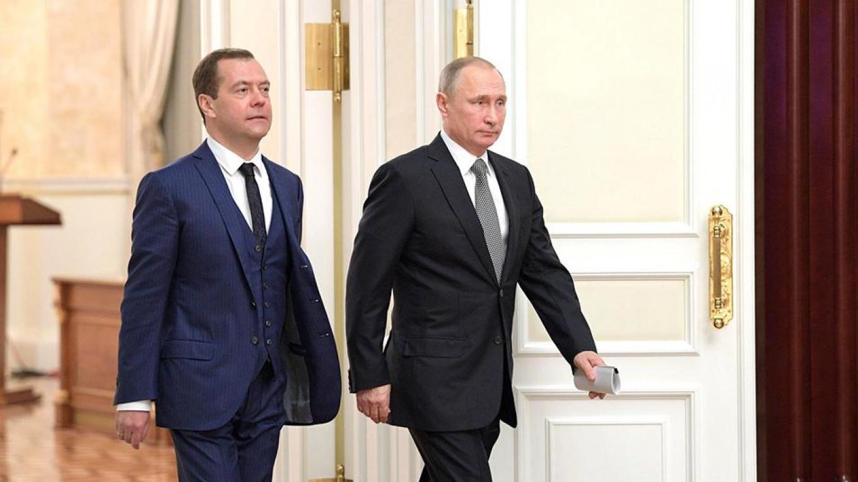 Putin Nominates Medvedev For Prime Minister