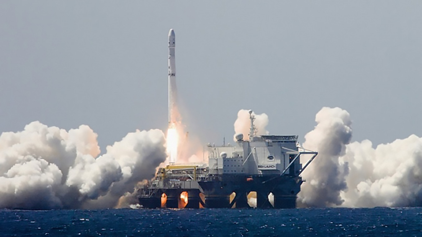 Russian Space Firm to Scrap Rocket Deal With Ukraine