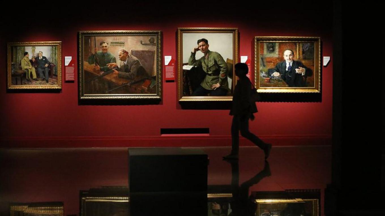 Moscow Museum Of Modern Art Gogolevsky