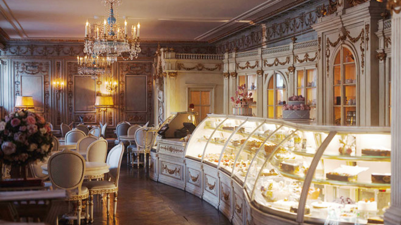 Have Your Cake and Eat it, Too: Moscow's Best Bakeries