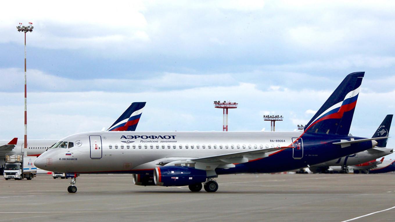 Russia's Aeroflot Scales Back Superjet Flights Following Fatal Crash