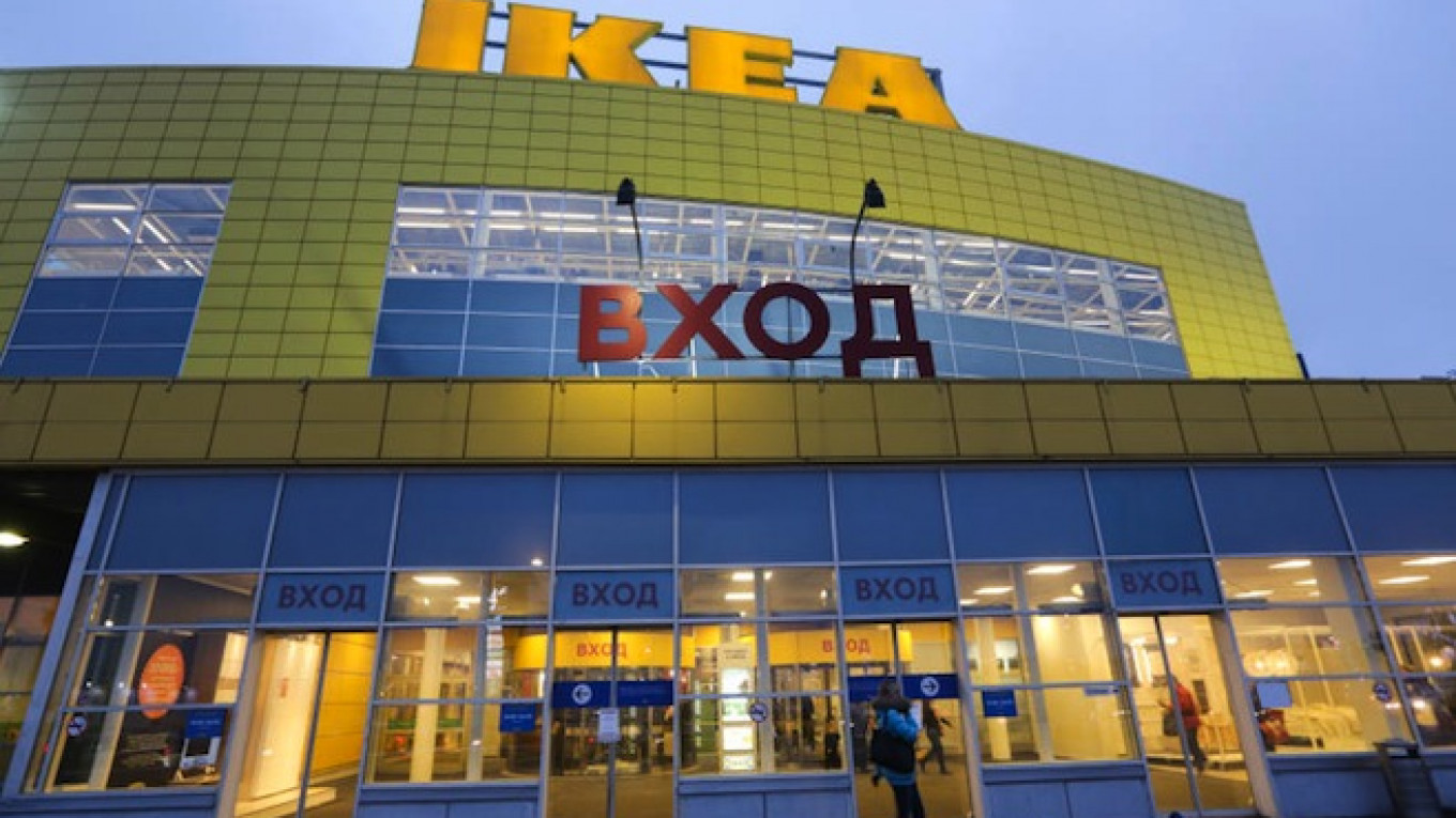 Unfazed By Crisis Ikea Moves Ahead With Russian Investments