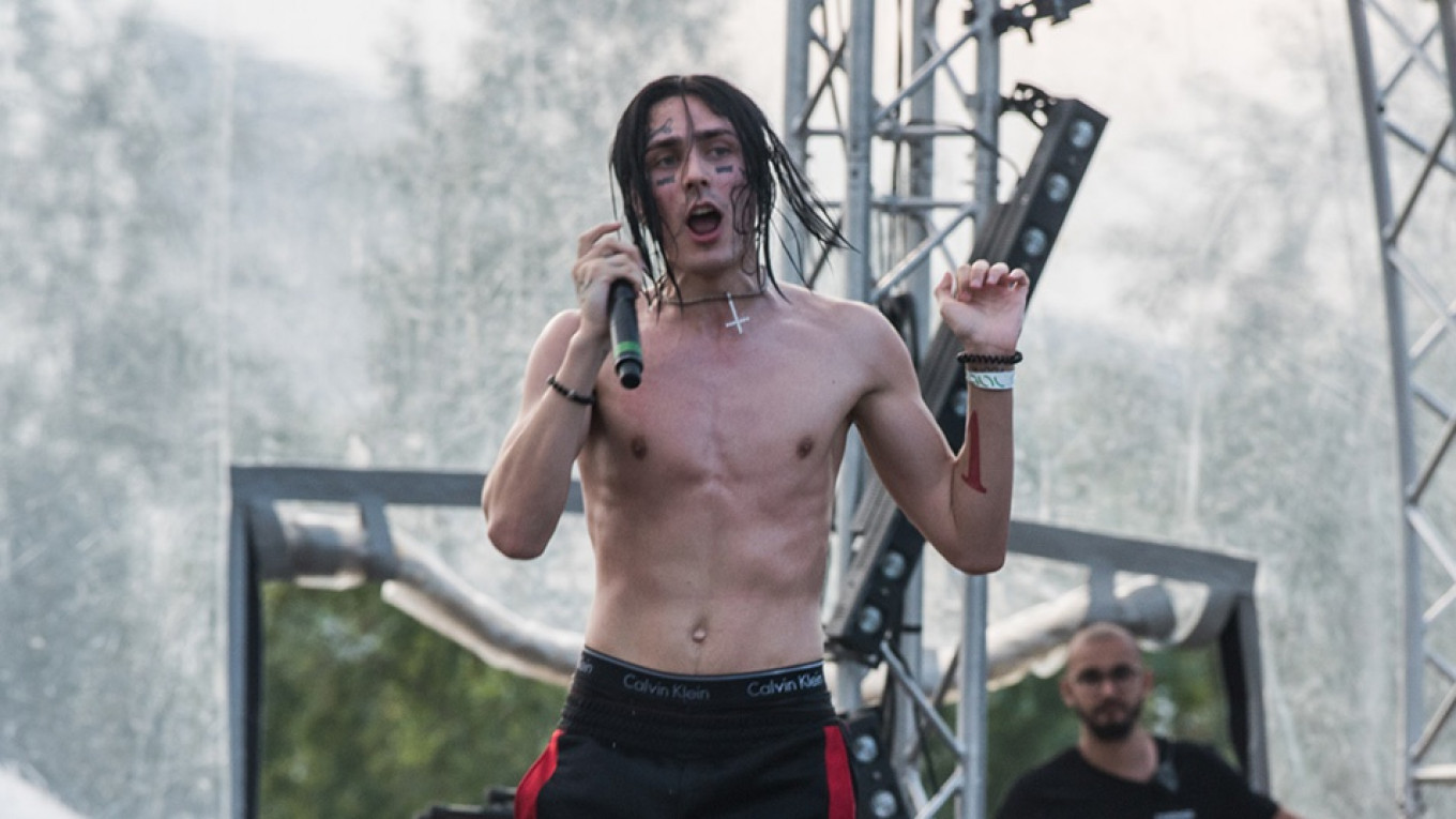 I Am the Enemy of the State': Russian Rapper Compares Russia