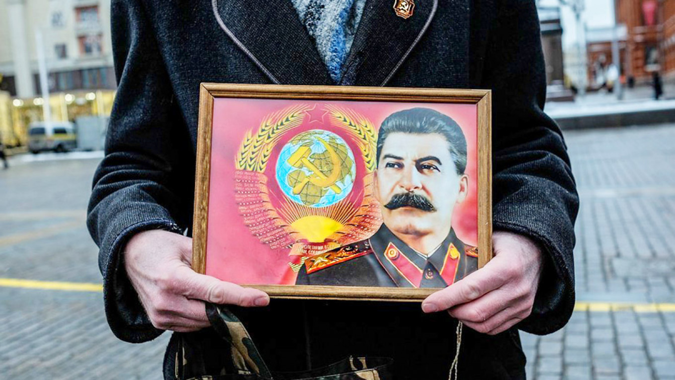 Stalin's Record Approval Rating Is a Sign of Growing Discontent