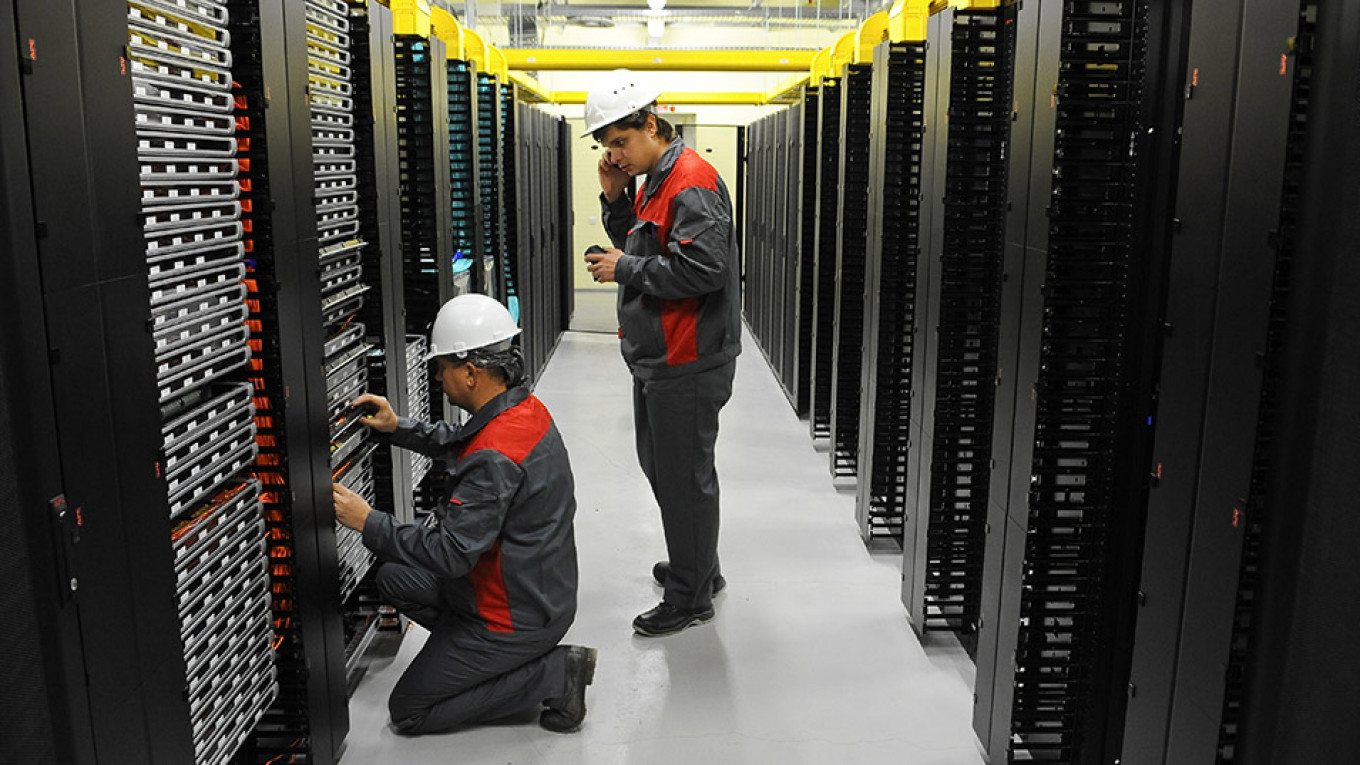 Russia Must Build Own Internet in Case of Foreign Disruption