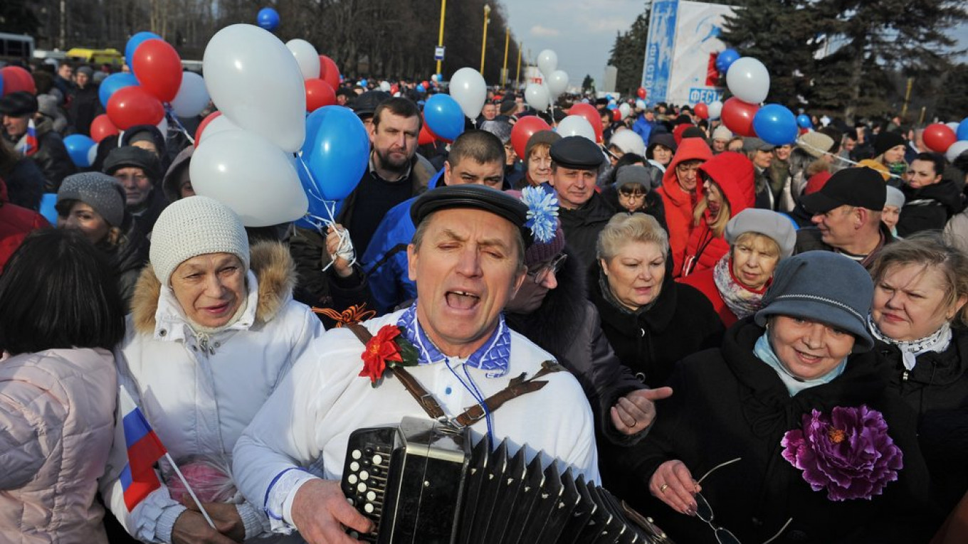 Has Russia Finally Found its Niche in the World? - The Moscow Times