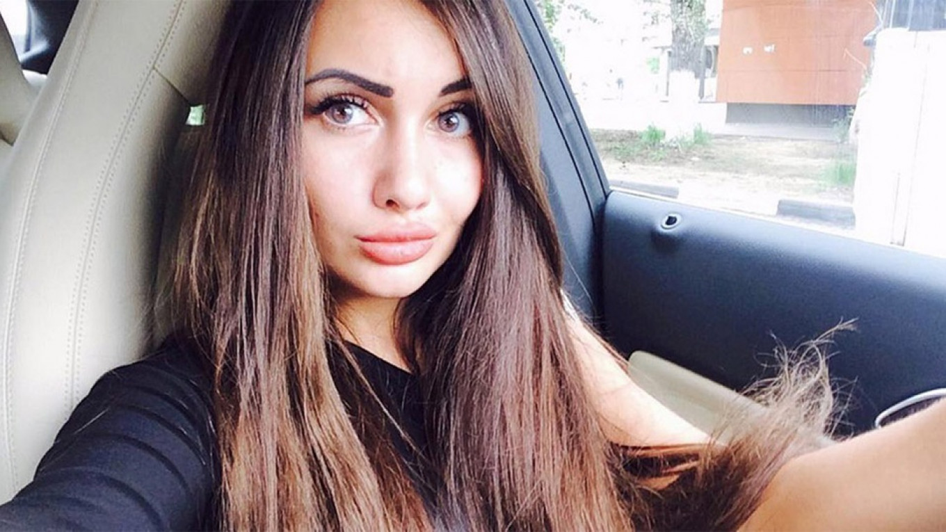 Russian Instagram Star Jailed for Attacking Traffic Cop