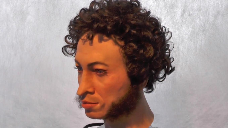 как сделать образ пушкина фотографии представлены