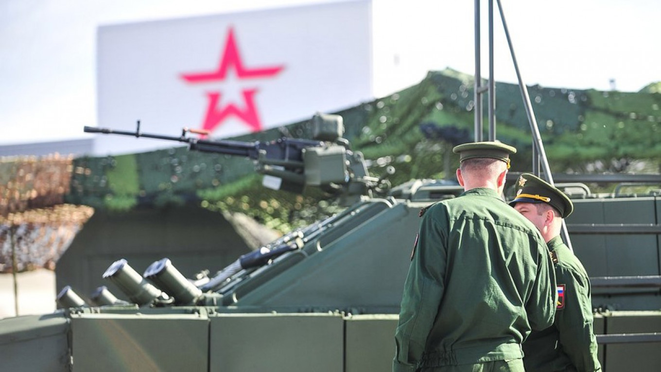 Why Russians Now Trust the Army More Than Putin (Op-ed)