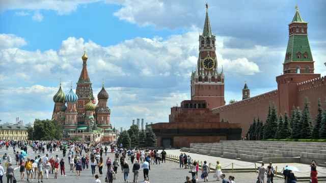 Skyscraper City Becomes a Citadel of Putin's State