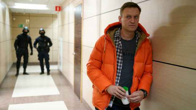 Navalny Calls on Russians to Mobilize After Sites Blocked