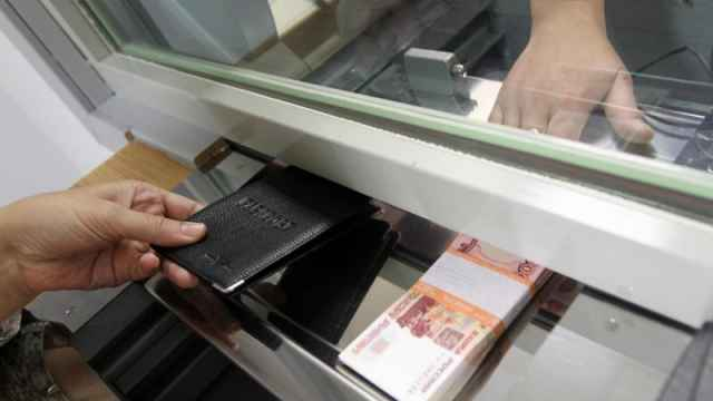 Russia's Central Bank Flip-Flops on Need to Build Up Reserves to