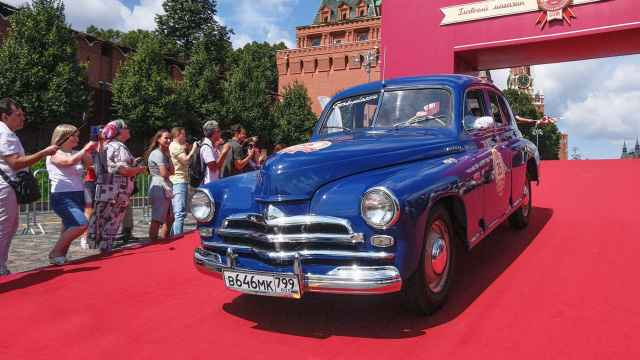 Back in the USSR: Finding Soviet Nostalgia in Moscow
