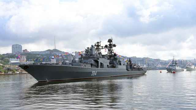 Russia Says Chased U.S. Navy Ship From Its Waters