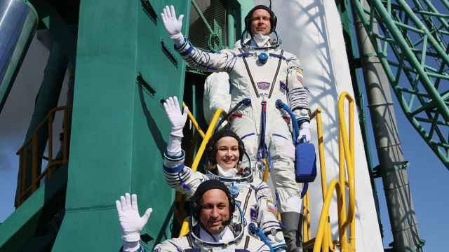 Russian Rocket Tests Briefly Destabilize International Space Station