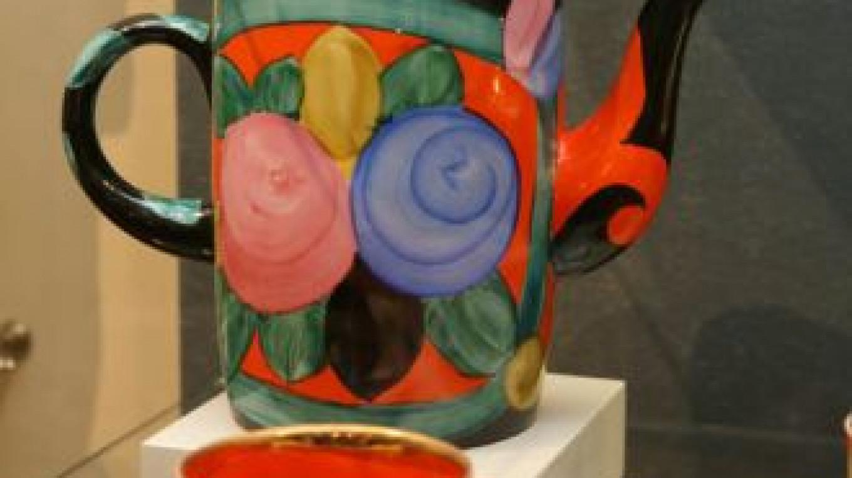 When A Century Of Soviet Art Meets Ceramics