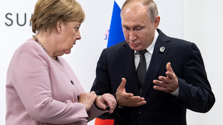 Канцлер Германии Ангел Меркель, вероятно, станет ключевой фигурой в решении о том, как ЕС отреагирует на отравление Навального. dpa