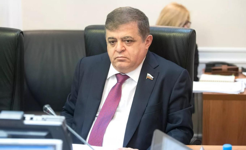 Владимир Джабаров Пресс-служба Совета Федерации Федерального Cобрания Российской Федерации