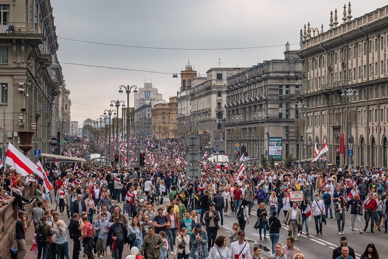 Несмотря на отсутствие четкой организации и повестки, протесты в стране продолжаются