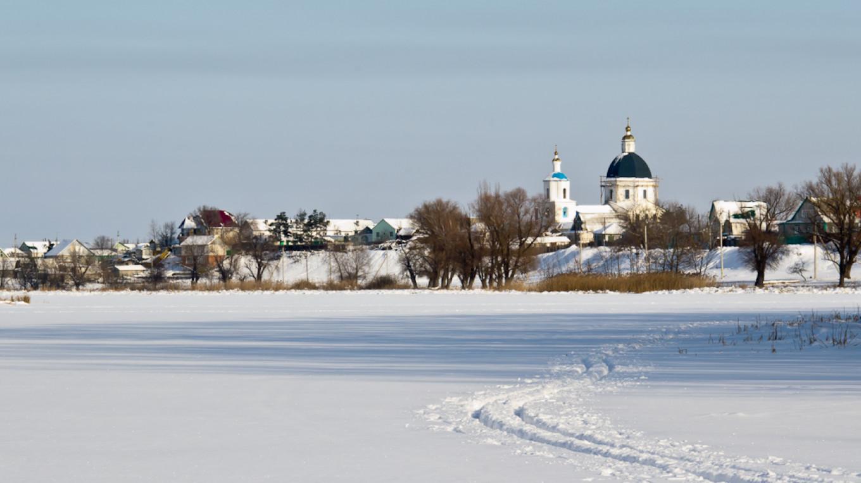 Урюпинск, город с населением около 42 000 человек, имеет свое особое очарование. Alexei Mytsykov / Wikicommons