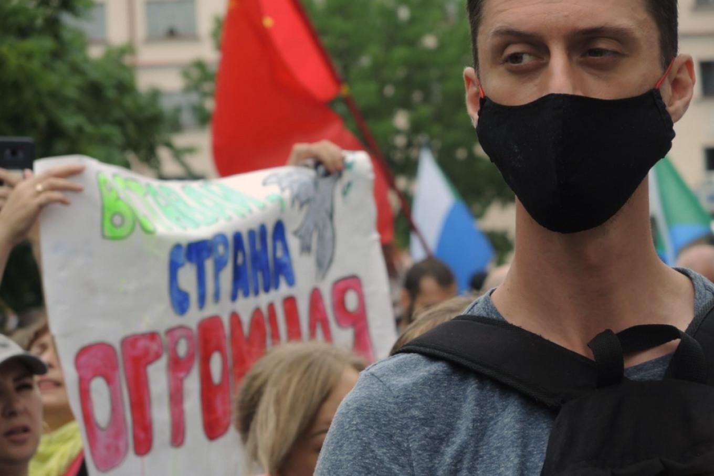 Три круга причин общественного взрыва в Хабаровском крае