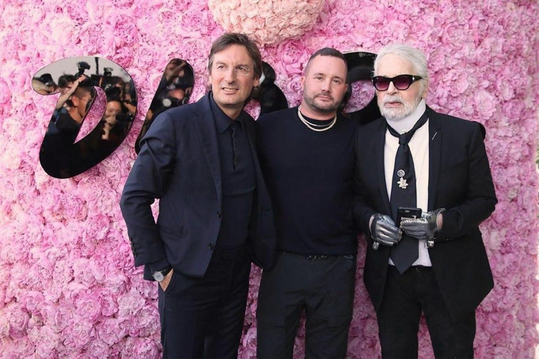 Назначение Кима Джонса в Fendi показывает направление развития моды