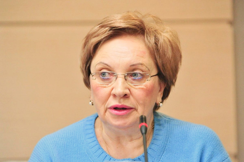 Четыре основных черты московской юстиции времен ее председательства в Мосгорсуде