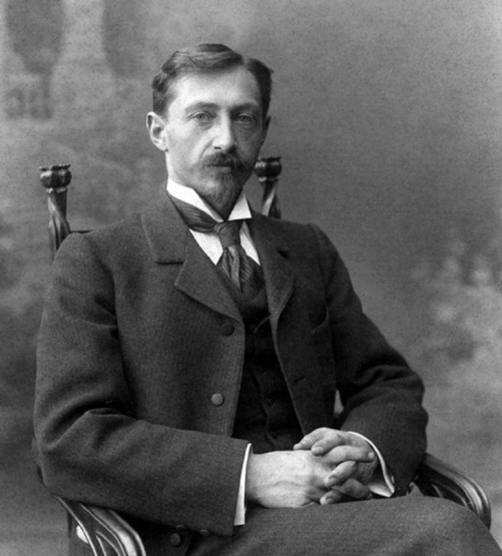Иван Алексеевич Бунин, 1901 год Wikicommons