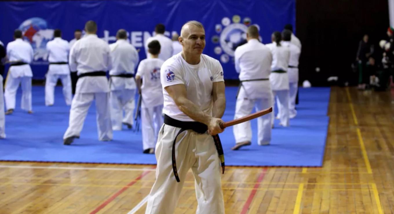 Иво Каменов Kyokushin World Union / Facebook
